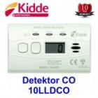 Detektor oglj. monoksida (CO) Kidde 10LLDCO